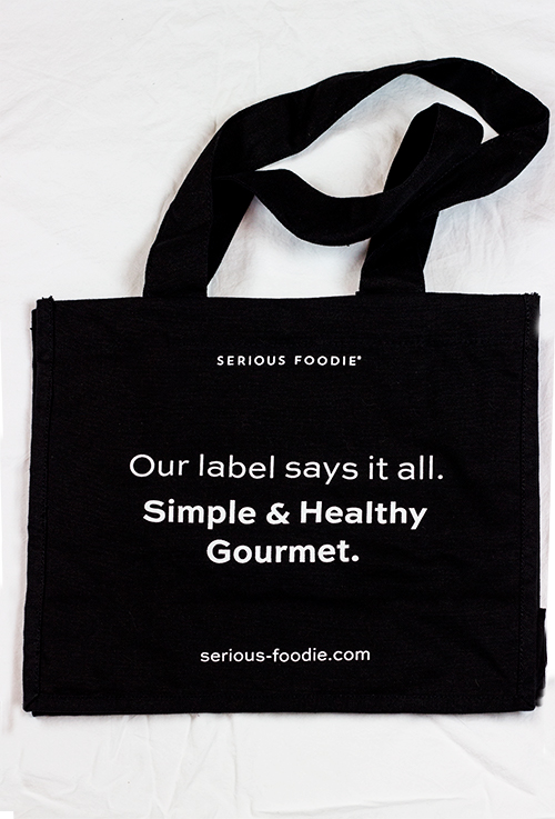 All Organic Cotton Bag – Help Support Freeset