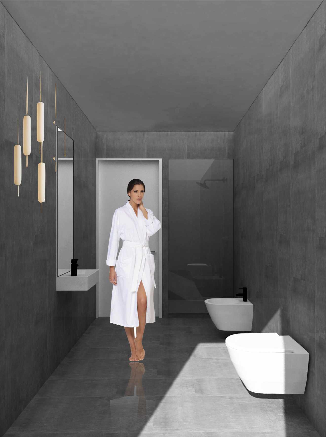 Casa de Banho Social_Piso Terreo