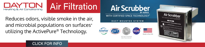 Dayton Heating & Air Conditioning Air Scrubber