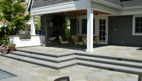 Patios & Walkways: Value Added Hardscaping Image