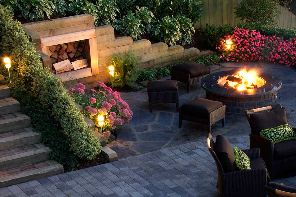 How Hardscaping Adds Property Value Image