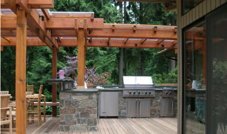 Outdoor Kitchens Image