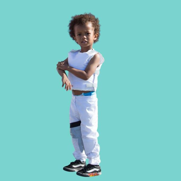 Boy's Minor Authority Reflective Sports Pants