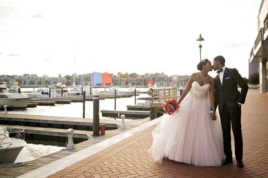The Newlywed Chronicles Debuts on Triple B today with L'Oreal Thompson Payton shown here on her wedding day!