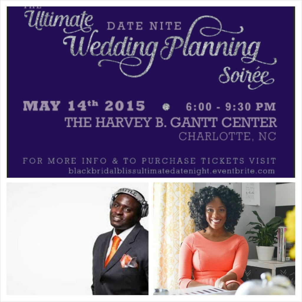 Celebrated wedding DJ Battle + personal financial guru Marsha Horton Barnes are two of the reasons you do not want to miss this event!