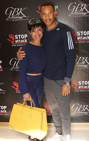 Empire co-stars Trai Byers and Grace Gealey are engaged