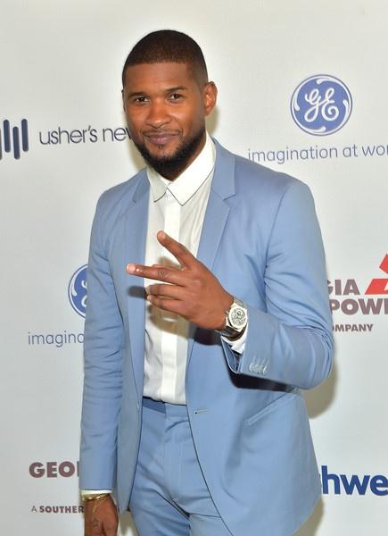 Usher on Mars vs. Venus