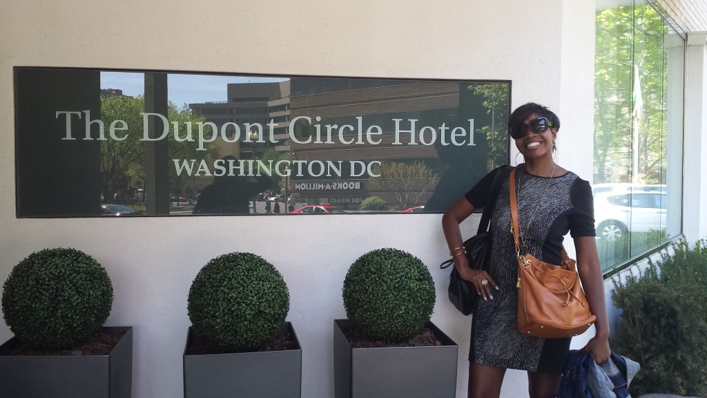 Triple B on the scene in DC!