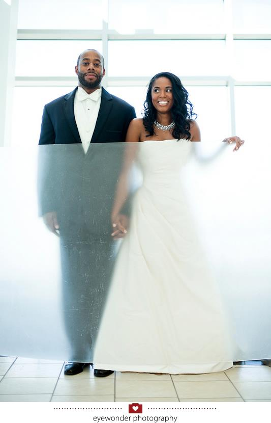 Throwback Tuesday: Robyn & Victor had an unforgettable wedding day in Maryland!