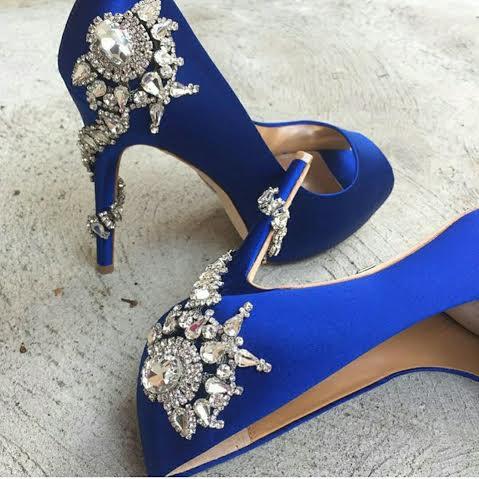 (Beautiful) Blue + Blue = Bliss!
