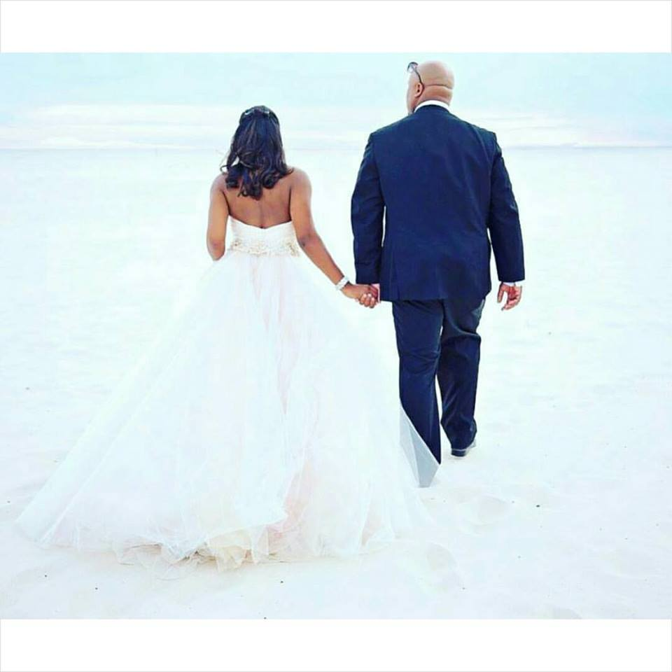 Think a dreamy beach wedding has to happen in the Caribbean? Think again!