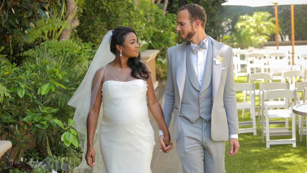 Tatyana Ali ties the knot! Get the details on her intimate ceremony on BNYCU