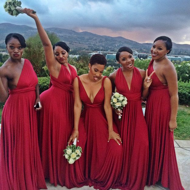 Dealing with a bridesmaids can be a little challenging. Learn how to communicate on BNYCU!