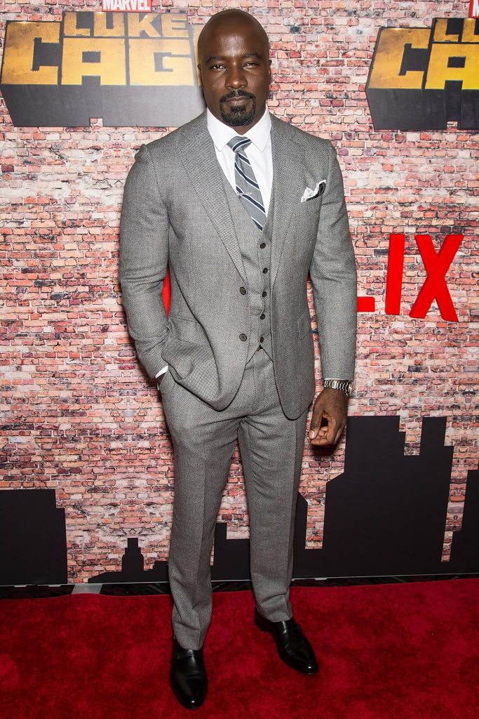 Luke Cage (a.k.a. Mike Colter)