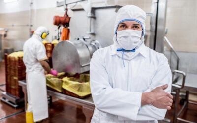La industria de alimentos y bebidas se mantiene segura durante Covid-19