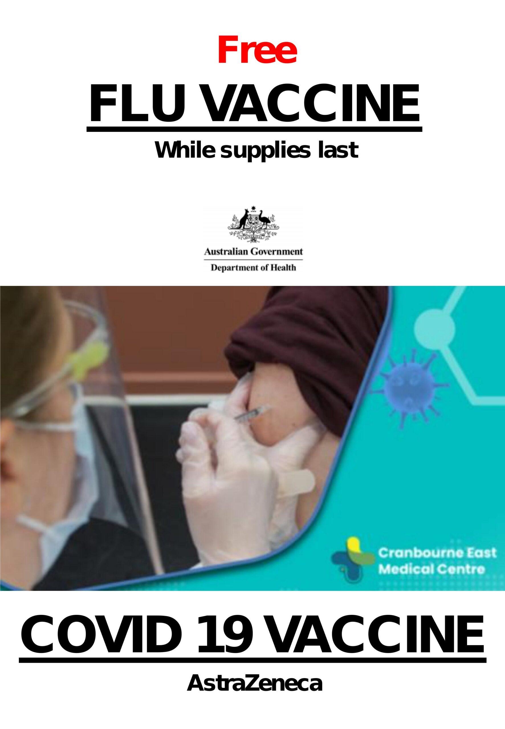 free flu covid vac