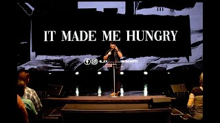 It Made Me Hungry   Jim Raley