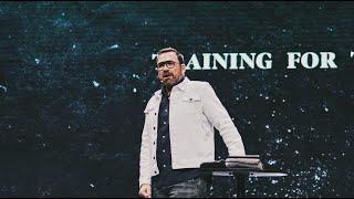 Training for Tribulation?   Jim Raley