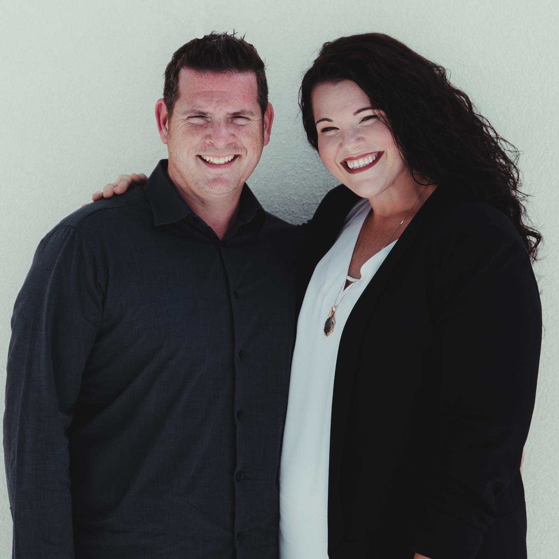 Jeremy & Liz Caffman