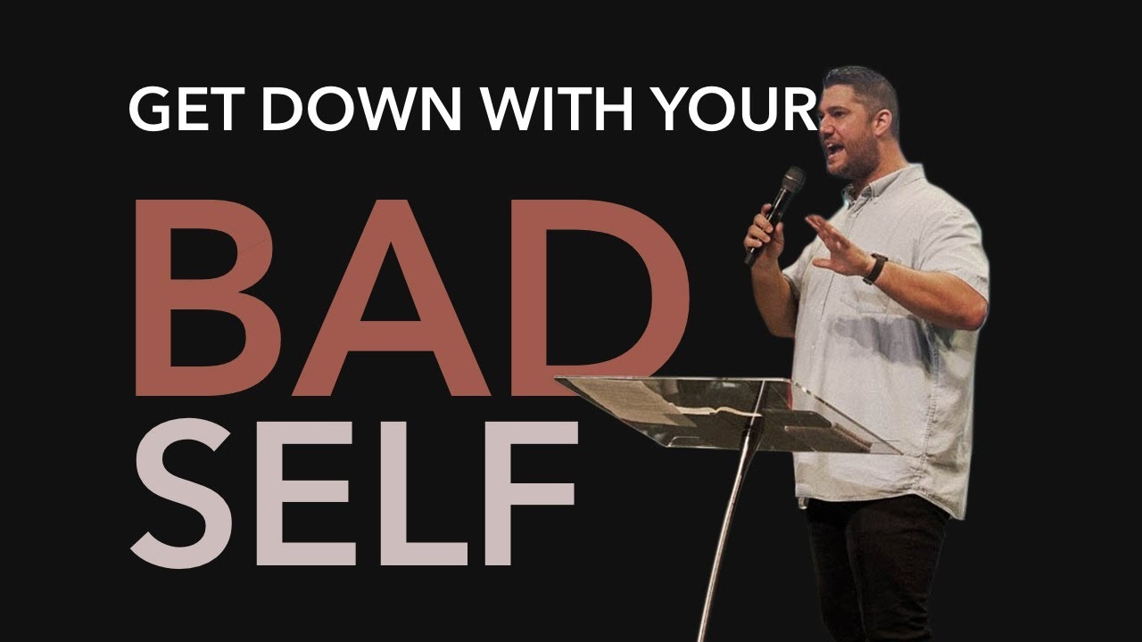 Get Down With Your Bad Self | Josh Carter