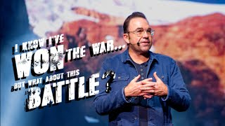 I Know I've Won the War, But What About This Battle?   Jim Raley
