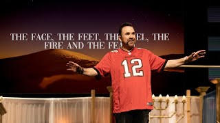 The Face, The Feet, The Fuel, The Fire, and The Feast | Jim Raley