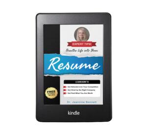Breathe Life into Your Resume eBook