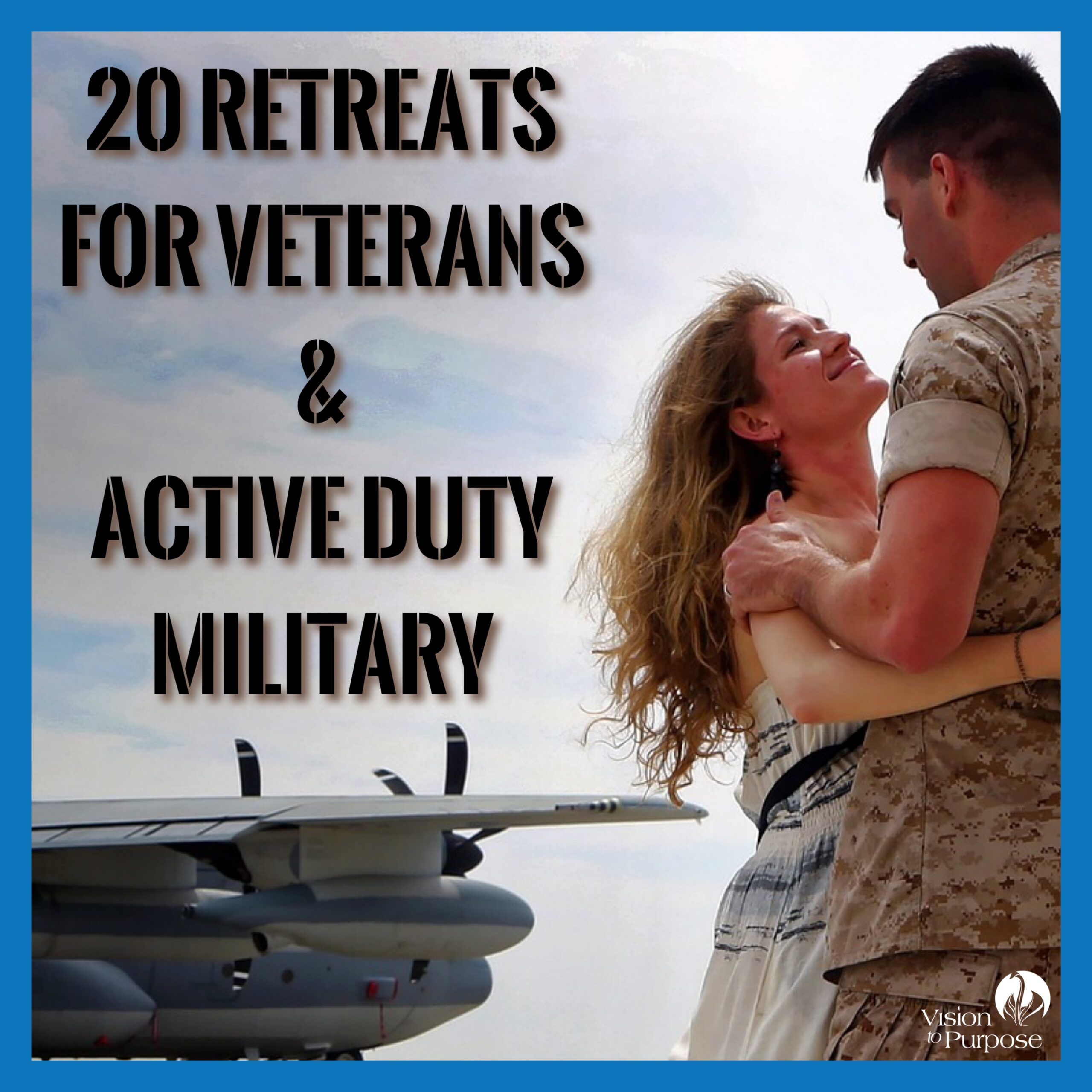 Retreats for Military