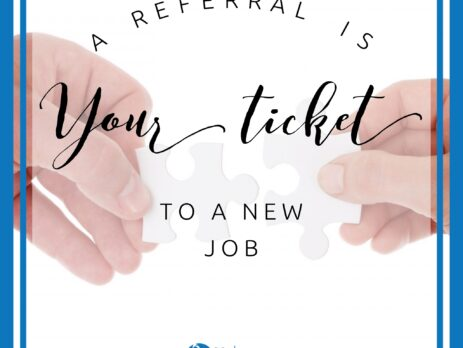 Referral, job referral