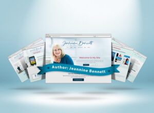 Jeannine, Jeannine Bennett, Author
