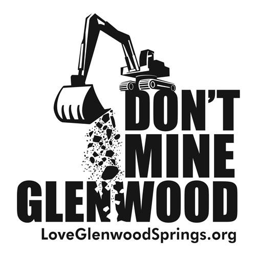 Don't Mine Glenwood Springs