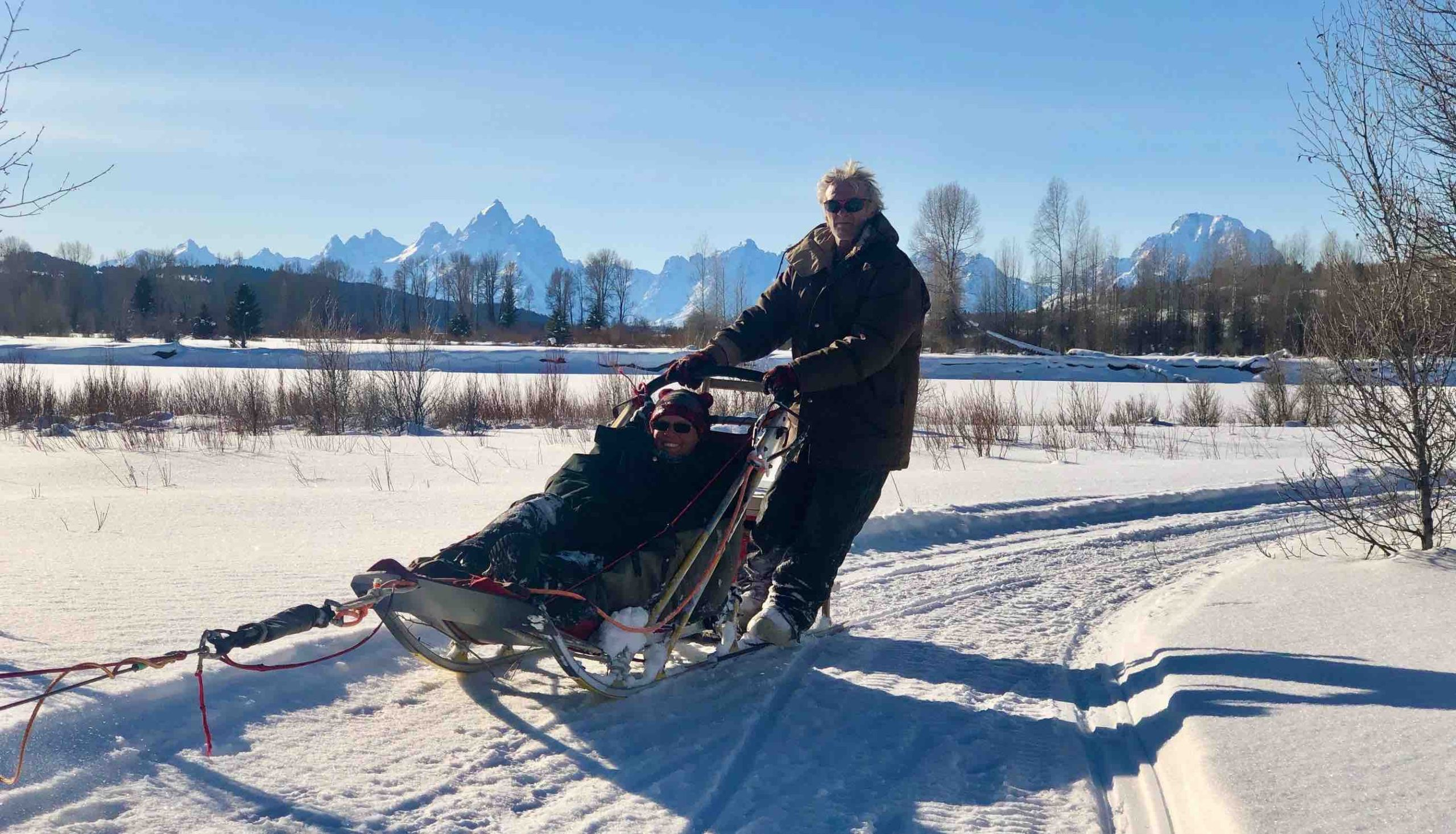 Dogsledding Trips