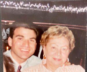 Barry Siegel Grandma Betty