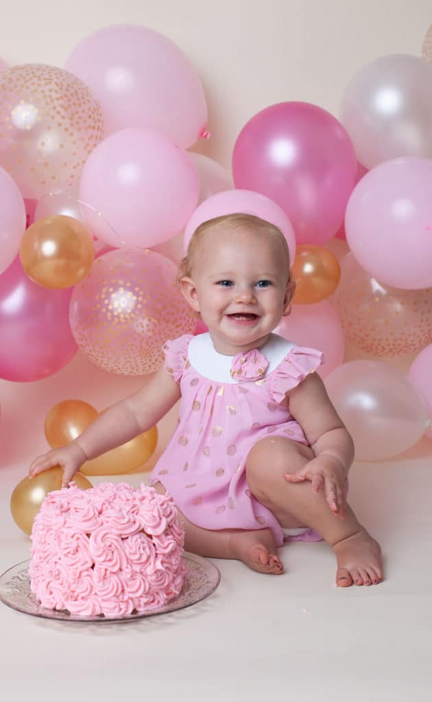 Michigan First Birthday Photographer