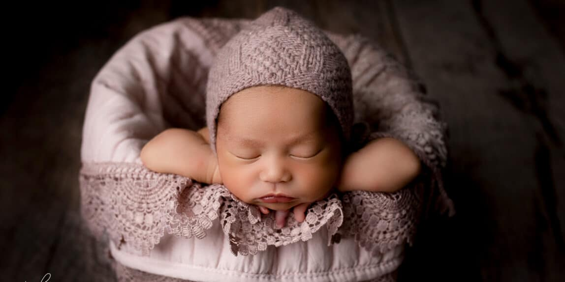 Best Michigan Newborn Photographer