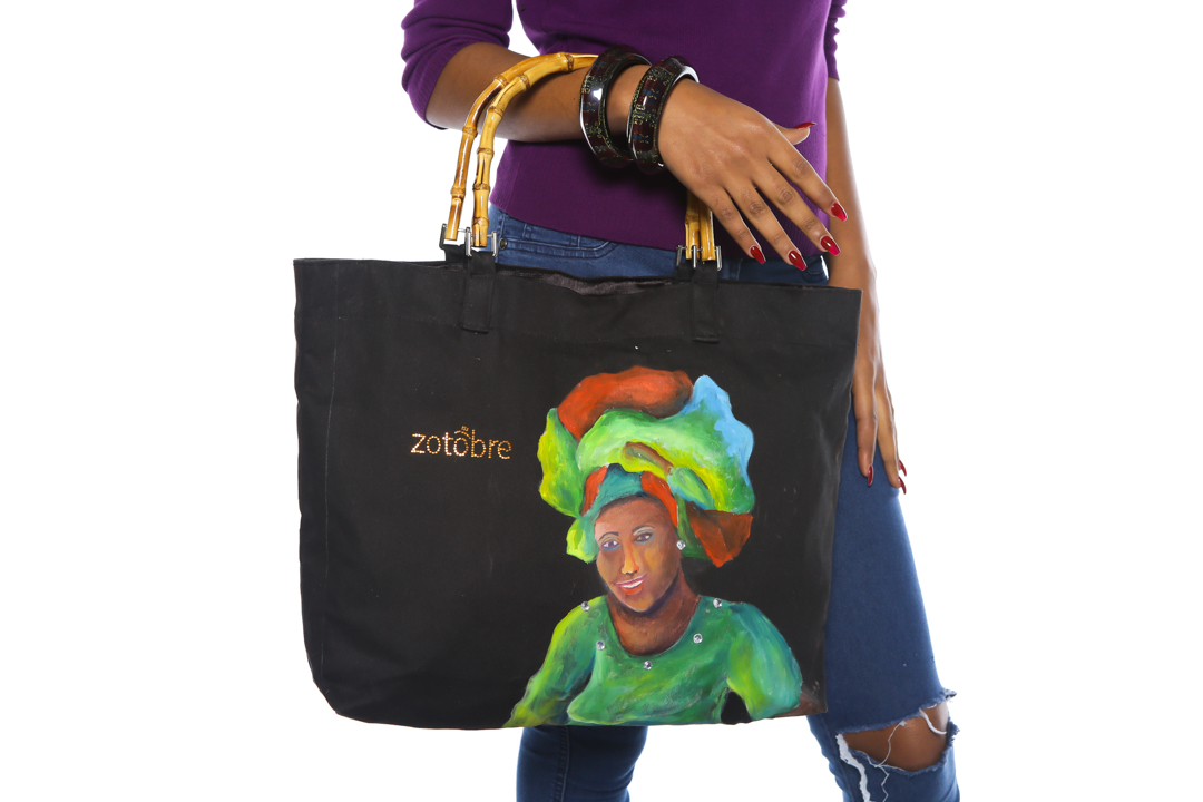The Legendary ZOTOBRE Tote Bag