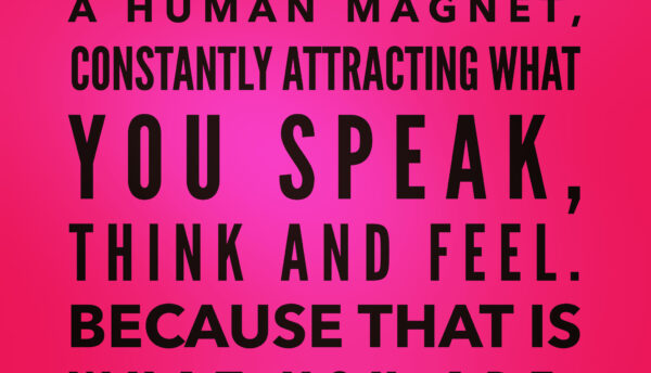 You Are A Human Magnet