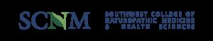 SCNM color horiz logo