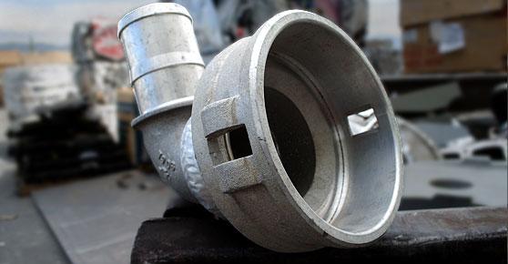 Metro Group | Aluminum | Cast