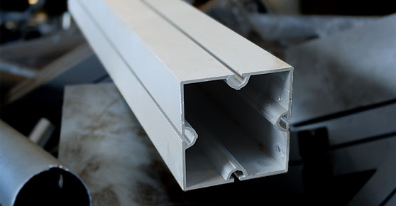 Metro Group | Aluminum | Extruded