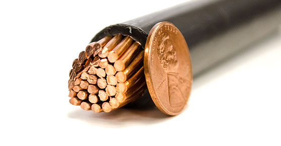 Metro Group | Copper | Strippable Wire