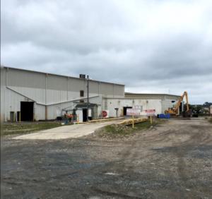 Salisbury Scrap Yard