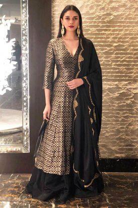 Aditi Rao Hydari spotted wearing Raw Mango