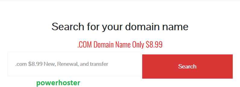 Domain Name Register