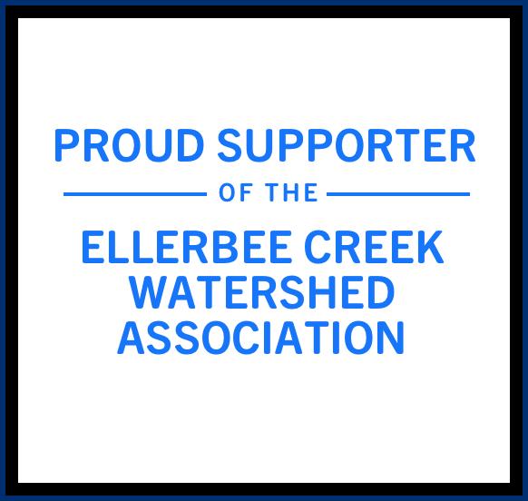 proud supporter of the ellerbee creek watershed association