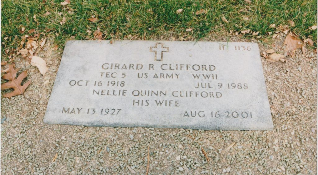 Headstone The Gap
