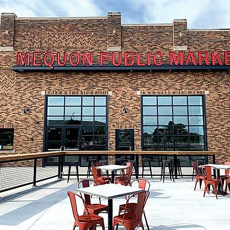 Mequon public Market