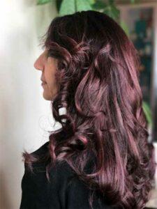 Orquidea Hair Style