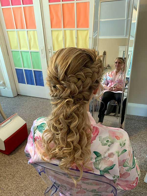 Bridal Braid by Heidi