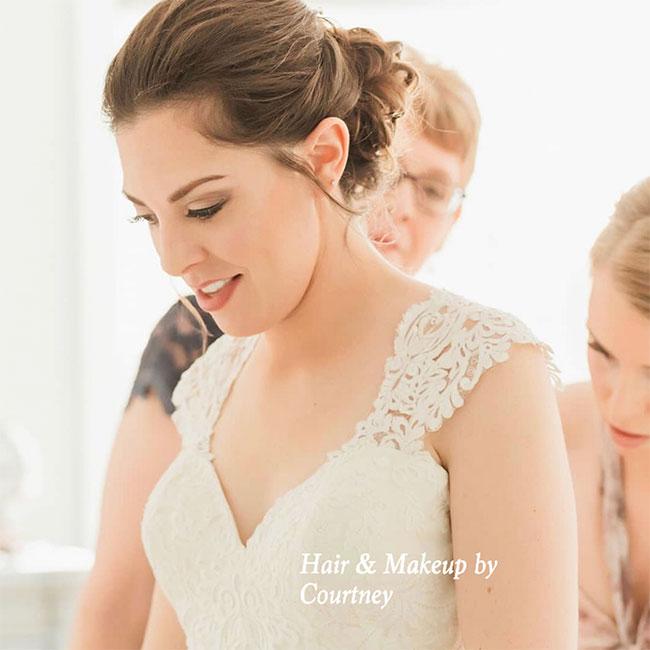 Bridal - Courtney